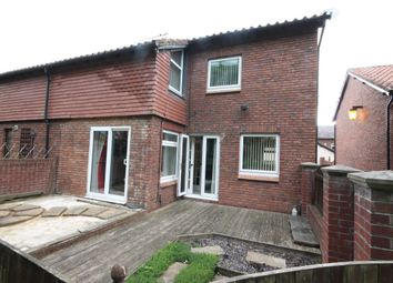 Thumbnail 3 bed terraced house for sale in Mentieth Close, Washington