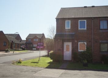 Thumbnail 2 bed end terrace house for sale in Columbine Way, Donnington Telford