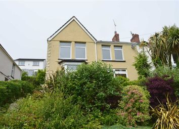 Thumbnail 4 bedroom detached house for sale in Newton Villas, Mumbles, Mumbles