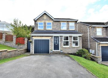 Thumbnail 4 bed detached house for sale in Tavern Road, Hadfield, Glossop