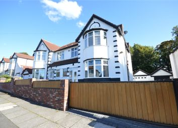 Thumbnail 5 bed semi-detached house for sale in Druidsville Road, Calderstones, Liverpool