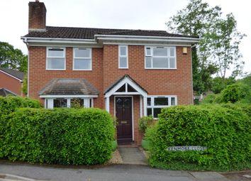 Thumbnail 4 bed detached house for sale in Kenmore Close, Ashurst Bridge
