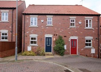 Thumbnail 2 bed terraced house to rent in Inglenook Close, South Milford, Leeds