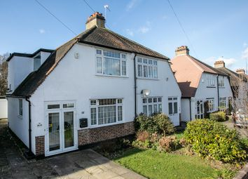 Thumbnail 2 bed semi-detached house for sale in Oak Avenue, Shirley