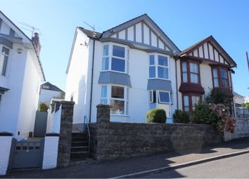 Thumbnail 4 bed semi-detached house for sale in Parc Wern Road, Sketty