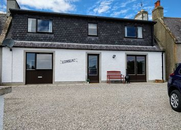 Thumbnail 3 bed semi-detached house for sale in Barbaraville, Invergordon