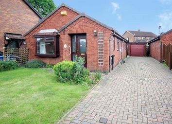 Thumbnail 3 bed bungalow for sale in Buttermead Close, Trowell, Nottingham