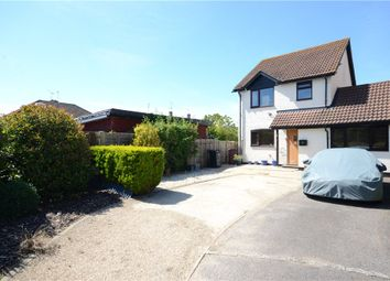 Thumbnail 4 bed detached house for sale in Dovecote Road, Reading, Berkshire