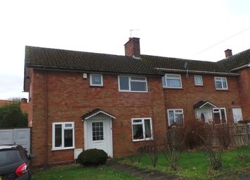 Thumbnail 3 bed end terrace house for sale in Bracken Drive, Sutton Coldfield, West Midlands