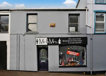 Thumbnail 1 bedroom retail premises to rent in Cross Street, Aberdare, Rhondda Cynon Taff