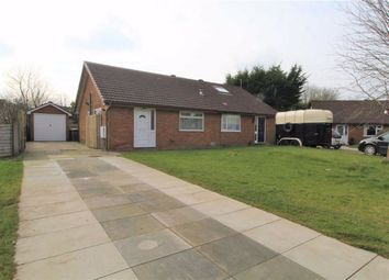 Thumbnail 2 bedroom semi-detached bungalow for sale in West Avenue, Ingol, Preston