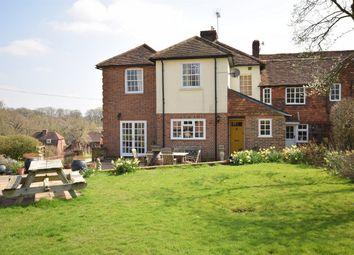 Thumbnail 5 bed semi-detached house for sale in Church Road, Weald, Sevenoaks, Kent