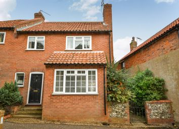 Thumbnail 2 bed terraced house for sale in Bailey Gate, Castle Acre, King's Lynn