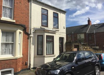 Thumbnail 3 bed end terrace house to rent in Monks Park Road, Northampton