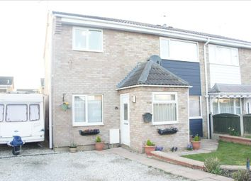 Thumbnail 3 bed semi-detached house for sale in 47 The Lings, Armthorpe, Doncaster