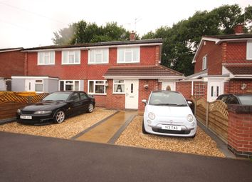 Thumbnail 3 bed town house for sale in Camwood Crescent, Lincoln, Lincolnshire