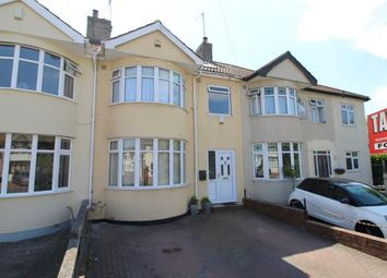 Thumbnail 4 bed terraced house for sale in Ashton Drive, Ashton, Bristol