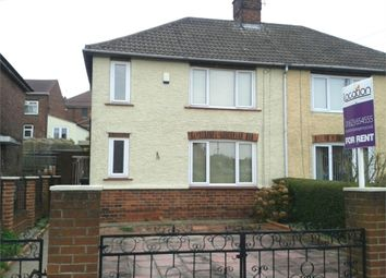 Thumbnail 3 bed semi-detached house to rent in Spring Road, Sutton In Ashfield, Nottinghamshire