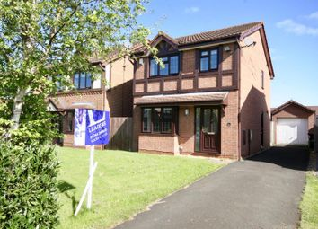 Thumbnail 3 bed property for sale in Shannon Close, Saltney, Chester
