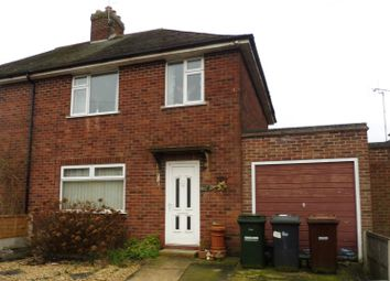 Thumbnail 3 bed semi-detached house for sale in Ravenswood Road, Arnold, Nottingham, Nottinghamshire
