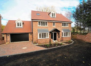 Thumbnail 6 bed detached house for sale in Elton Park, Hadleigh Road, Ipswich, Suffolk