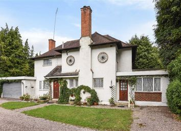 Thumbnail 4 bed detached house for sale in Valley Road, Rickmansworth