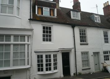 Thumbnail 2 bed cottage for sale in Camelford Street, Brighton