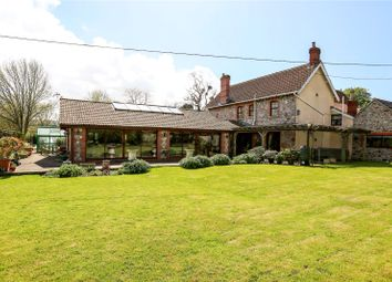 Thumbnail 5 bedroom detached house for sale in Stock Lane, Langford, Bristol