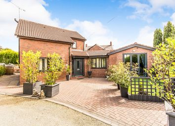 Thumbnail 5 bed detached house for sale in David Close David Street, Denton, Manchester
