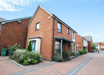 Thumbnail 3 bed detached house for sale in Bartley Wilson Way, Ninian Park, Cardiff