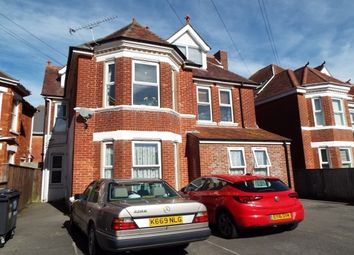 Thumbnail 2 bed flat to rent in Cecil Road, Boscombe