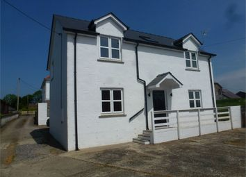 Thumbnail 3 bed detached house for sale in Morawel, Blaenannerch, Cardigan, Ceredigion