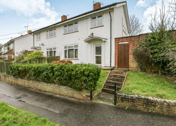 Thumbnail 3 bed semi-detached house for sale in Wakehurst Drive, Crawley