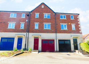 Thumbnail 3 bed town house for sale in Waterside View, Conisbrough, Doncaster, South Yorkshire