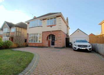 Thumbnail 3 bed detached house for sale in Holdenhurst Avenue, Southbourne, Bournemouth