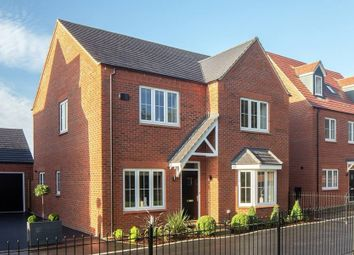 "Thumbnail 4 bed detached house for sale in ""The Nenhurst"" at Kempton Close, Chesterton, Bicester"
