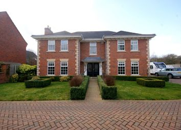 Thumbnail 4 bed detached house for sale in Aldwych Gardens, Spalding