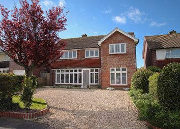 Thumbnail 4 bed detached house for sale in Kingsbere Crescent, Dorchester