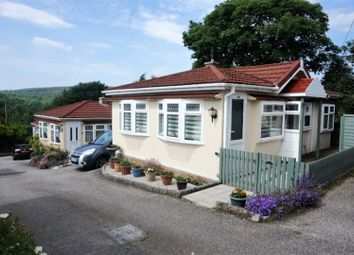 Thumbnail 2 bed mobile/park home for sale in Valley View Caravan Site, Bodmin
