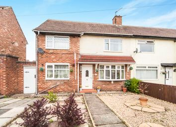 Thumbnail 2 bed semi-detached house for sale in Rothwell Crescent, Stockton-On-Tees