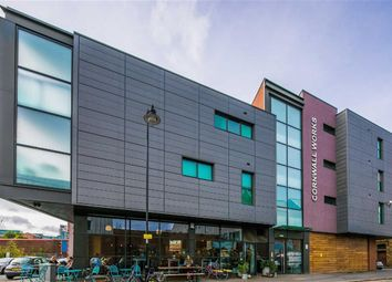 Thumbnail 1 bed flat for sale in Apt 61 Cornwall Works, Green Lane, Kelham Island