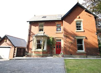 Thumbnail 5 bed detached house for sale in Red House, Scotby Village, Scotby, Carlisle, Cumbria