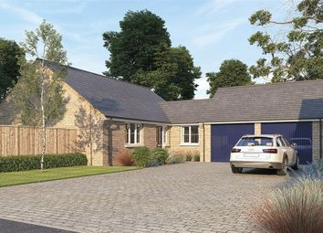 Thumbnail 3 bed detached bungalow for sale in The Windermere At Oak Tree Park, Stancliffe Homes, Shireoaks, Worksop, Nottinghamshire