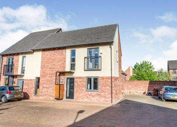 Thumbnail 3 bed semi-detached house for sale in Redpoll Drive, Allerton Bywater, Castleford