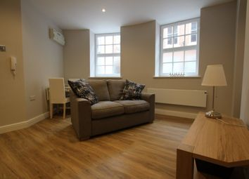 Thumbnail 2 bed flat to rent in St. James's Terrace, Nottingham