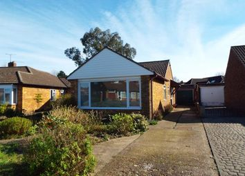 Thumbnail 3 bed bungalow for sale in Abbeyfield Drive, Fareham