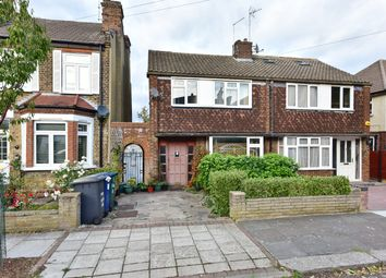 Thumbnail 3 bed semi-detached house for sale in Alma Road, Muswell Hill