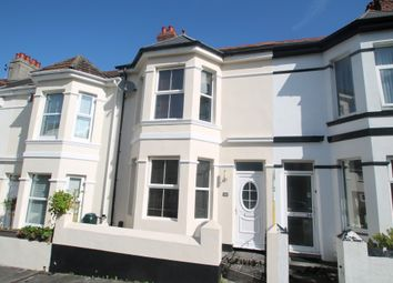 Thumbnail 2 bed terraced house for sale in Rowden Street, Peverell, Plymouth