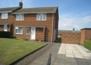Thumbnail 3 bedroom semi-detached house to rent in Coldwell Road, Prudhoe