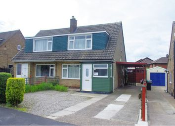 Thumbnail 3 bed semi-detached house for sale in Cliffe House Avenue, Garforth